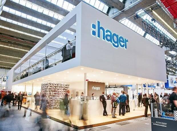 Thương hiệu Hager