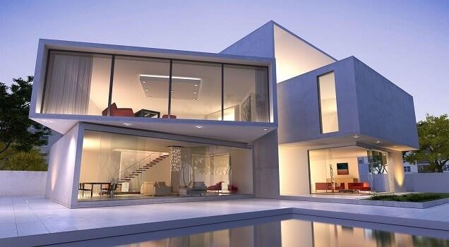 Kiến trúc - yếu tố quan trọng hàng đầu khi thiết kế nhà thông minh