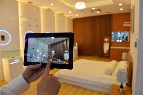 quản lý hệ thống điện qua smart phone